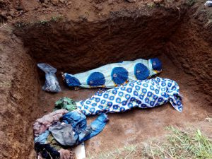 Another attack at Kpang village of Heipang, Plateau State.