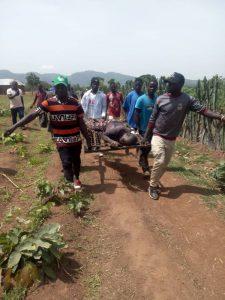 Armed Fulani attacked and killed 4 in Ntiriku Village of Kaura LGA, Kaduna state.