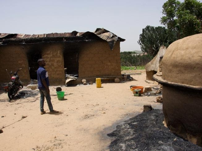 Five-year old murdered, as Fulani militant attacks in Nigeria lockdown