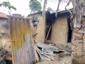 Appeal for humanitarian aid to Transition Committee Chairman of Riyom LGA