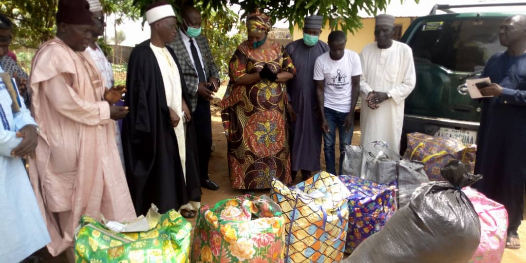 Plateau Heritage Group, ECCVN Extends Palliatives to Attacks Communities