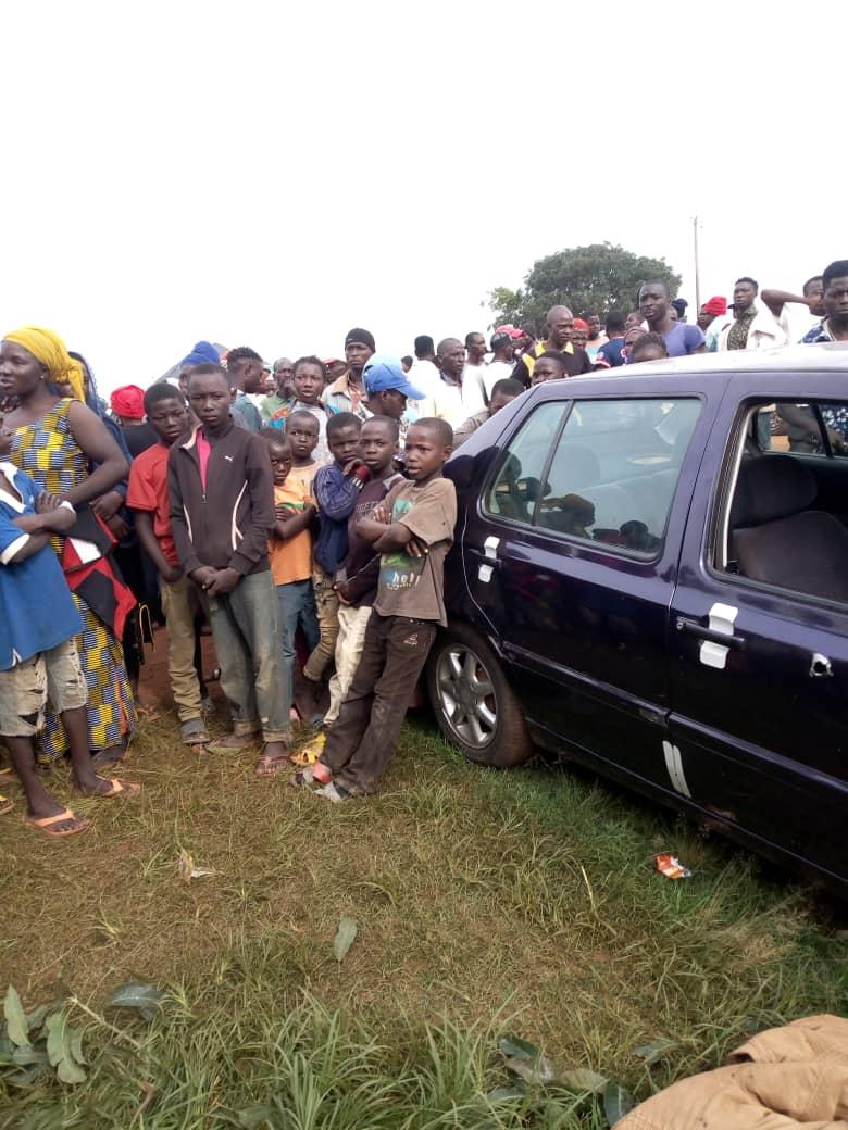 Unidentified Gunmen attacked Njarvo-Tergu in Bassa LGA of Plateau State.(Viewer Discretion is Advised)