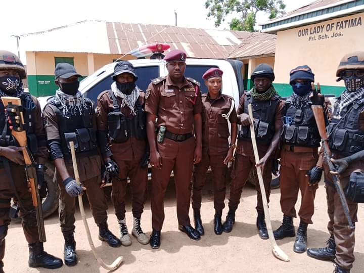 Plateau Local Vigilante Killed on Duty