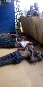 Suspected Fulani Herdsmen invaded and killed 5 in Jos South LGA of Plateau State.