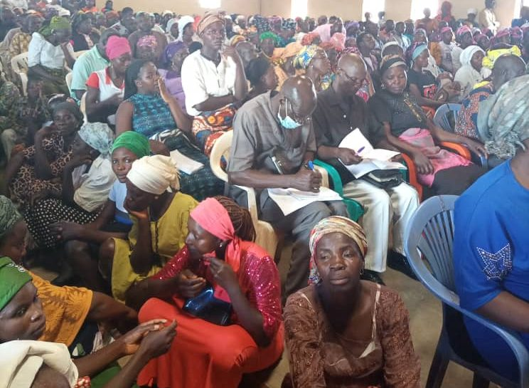C.A.N IN RIYOM ORGANIZE A ONE-DAY PRAYER OVER ETHNO-RELIGIOUS CLEANSING IN PLATEAU STATE